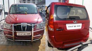 best used  Mahindra Xylo Car S…