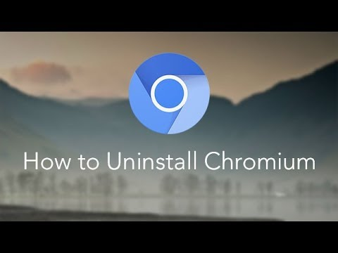 How to fully remove Chromium malware