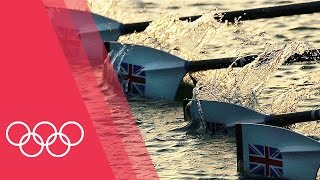 The Secrets to Rowing | Olympic Insider