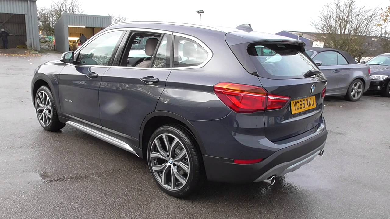 bmw x1 xdrive 20d xline 5dr step auto u28331 youtube. Black Bedroom Furniture Sets. Home Design Ideas