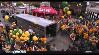 North Dakota State: Lee Corso's head gear pick on College GameDay for Week 3