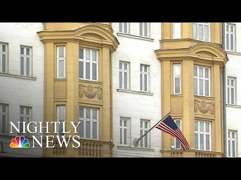 Russia Expelling Americans In Response To U.S. Sanctions | NBC Nightly News