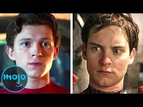 Top 10 Best Portrayals of Spider-Man