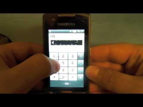 unfreeze y liberar samsung s5620 onix con LiberaFacil.com