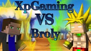 XpGaming VS Broly Animation