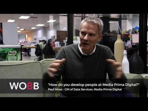 Media Prima Digital - Paul Moss, GM of Data Services