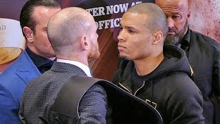 George Groves vs Chris Eubank Jr FINAL FACE OFF | World Boxing Super Series Semi Final