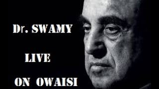 SWAMY'S MOST AGGRESSIVE INTERVIEW