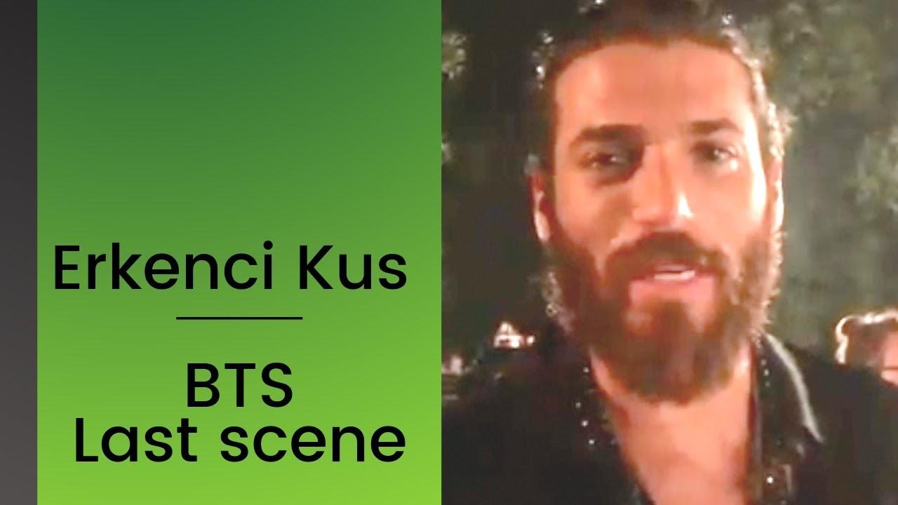 Erkenci Kus ❖ BTS of Last Episode ❖ Can Yaman ❖ English ❖ 2019
