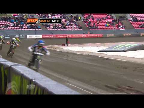 FIM Monster Energy Speedway Grand Prix Finland, Tampere. 2 round. 16.05.2015. Full version.
