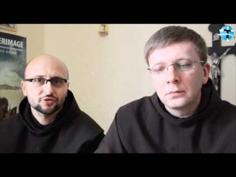 bEZ sLOGANU2 (175) Jestem niegodny przyjąć Komunię św. - franciszkanie