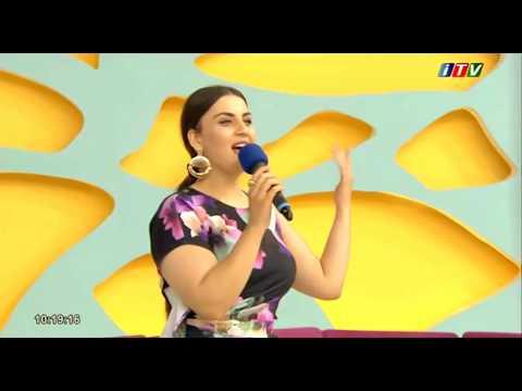 Ayşən Mehdiyeva gəl maralım xalq mahnısı (İTV yeni gün)