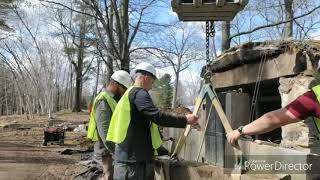 Masonry Restoration of 1868 Mausoleum by Knox Masonry Overview