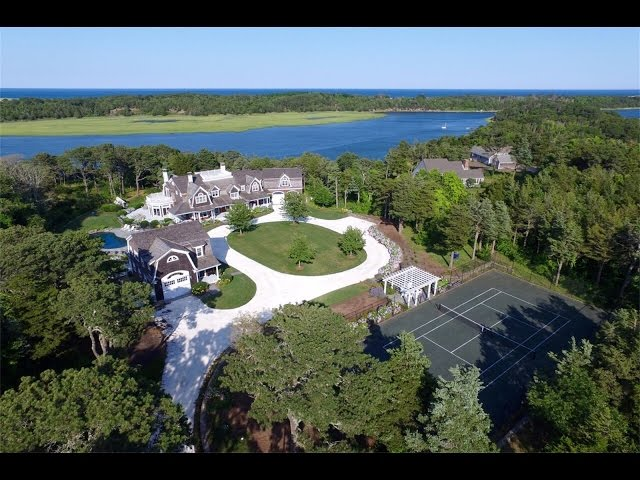 Your Ultimate Cape Cod Waterfront Compound in Orleans, Massachusetts
