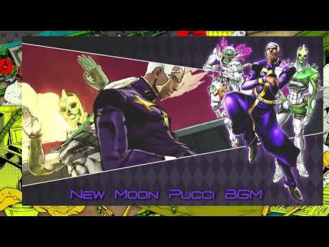 JoJo's Bizarre Adventure: Eyes of Heaven OST - New Moon Pucci Battle BGM
