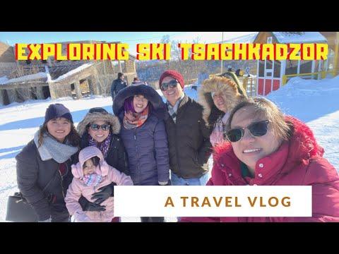 Day 4 Armenia 🇦🇲 Tsaghkadzor Ski Resort #TsaghkadzorSkiResort #Armenia #TravelVlog