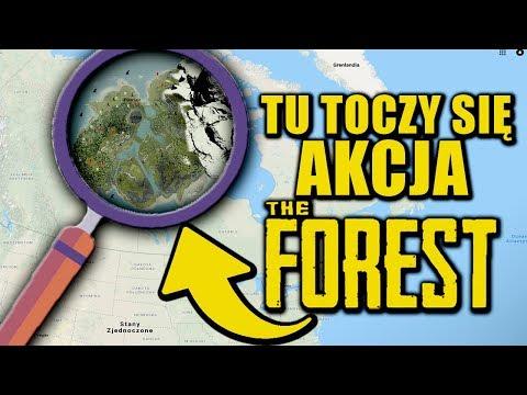 GDZIE dzieje się THE FOREST ?