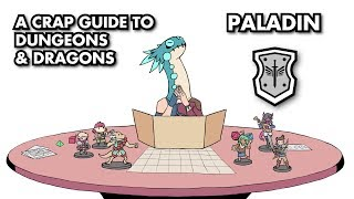 A Crap Guide to D&D [5th Edition] - Paladin