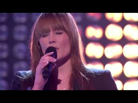 Tini Mykland   Both Sides Now Blind Audition The Voice Norway 2013