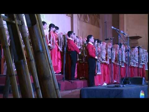 Serina- Simfoni Hitam (angklung cover)