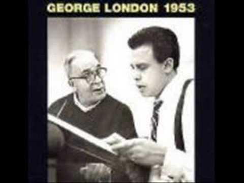 George London - oh what a beautiful morning