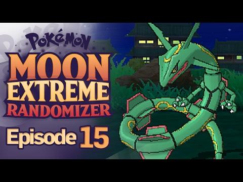A LEGENDARY CAPTURE! | Pokémon Moon Extreme Randomizer Nuzlocke - Episode 15