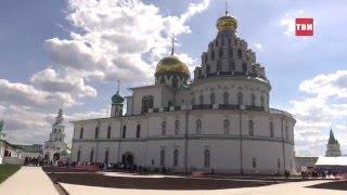 Сам Патриарх Кирилл освятил Воскресенский собор(, 2016-05-10T18:48:07.000Z)
