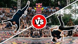 Red Bull BC One Cypher Switzerland 2018   Final: Baby OG vs. Shaymin