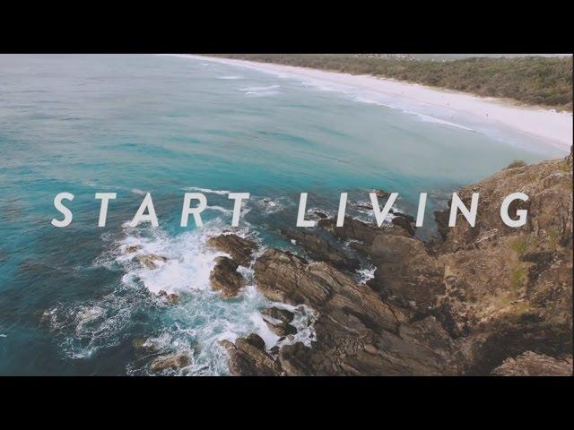 Start Living // Bare Blends