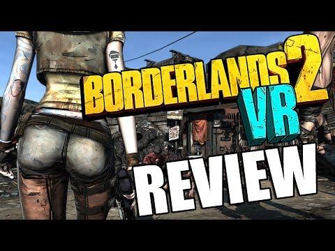 BORDERLANDS VR REVIEW thumbnail