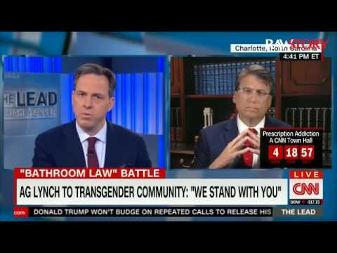 Pat McCrory: Gut the 1964 Civil Rights Act to allow segregated bathrooms