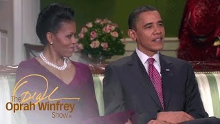 The Meaningful Christmas Gift President Obama's Father Gave Him | The Oprah Winfrey Show | OWN