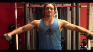 Best Beginner Muscle Building/strength Program: Day 3 Full Body (chest Focus)