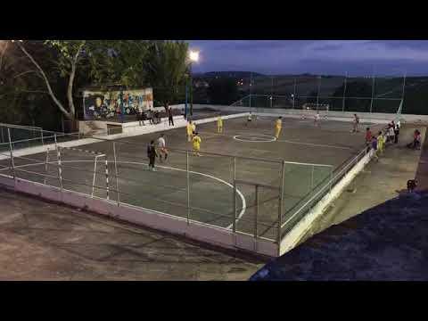 Torneio de futsal no ringue de Alcanhões! ⚽️👍🏼