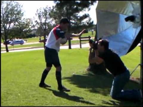 Rugby Sports Illustrated Photo Shoot with Travis Milne