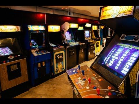 Barcade walkthrough - Up Down Bar & Arcade Des Moines, Iowa