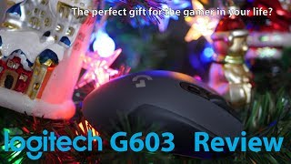Logitech G603 review. My new Favorite mouse