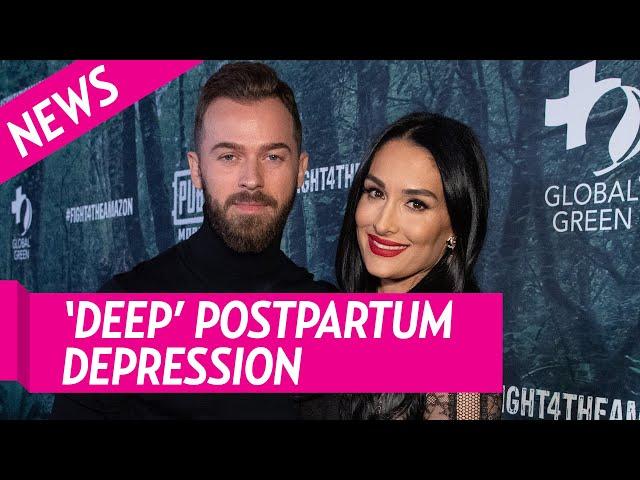 Nikki Bella Describes 'Deep' Postpartum Depression\: I 'Hated\' Artem