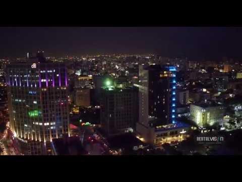 Crecimiento Ciudad de Santo Domingo, Republica Dominicana
