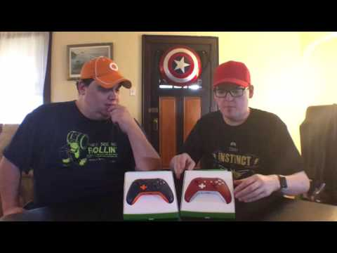 UNBOXING DAY! - Xbox Design Lab Controllers