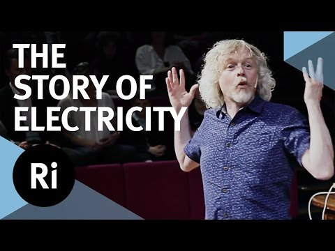 Zap, Crackle and Pop: The Story of Electricity