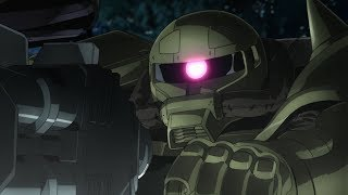 What is the Zaku?