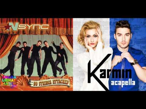 N'Sync vs. Karmin -  Bye Bye Bye, Acapella