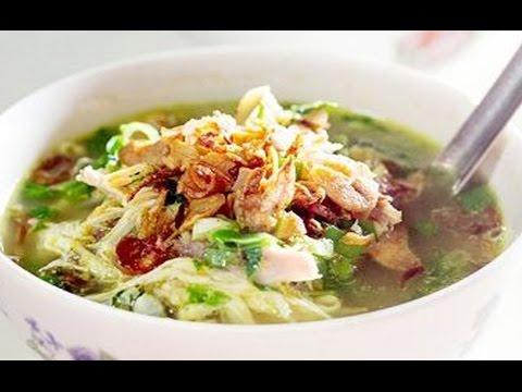 SOTO KADIPIRO - Indonesian Traditional Food - Wisata Kuliner Yogyakarta [HD]