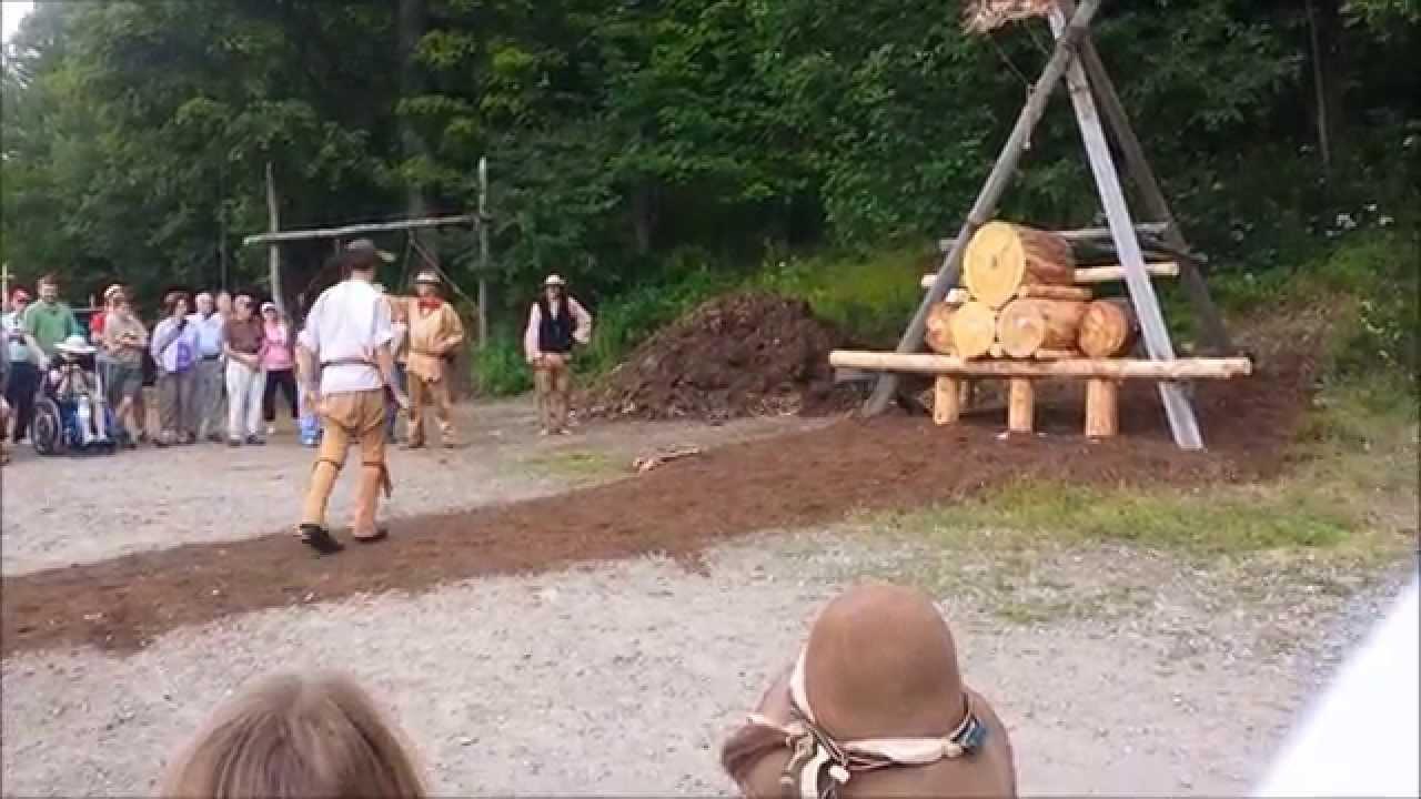 American Mountain Men Tomahawk Knife Throwing Youtube