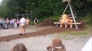 American Mountain Men Tomahawk - Knife Throwing