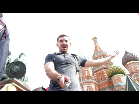 Moscow i love you!! Backpack Vlog Ep. 2