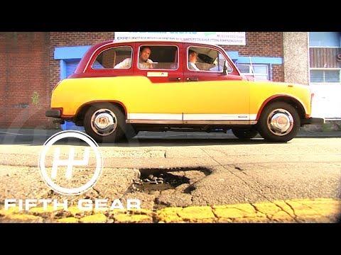 Fifth Gear Pothole Damage Repair Money Back