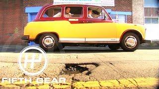 Fifth Gear: Pothole Damage Repair (Money Back)