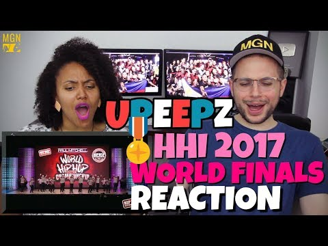 UPeepz - Philippines | Gold Medalist | HHI 2017 World Finals | REACTION